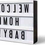 ▷▷ Boite À LED Lightbox Enseigne Lumineuse ►◄ test Comparatif des prix ◁
