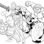 Remise Drap Avengers  - TOP produit de l'année