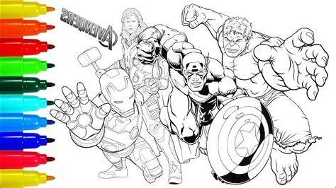 Drap Avengers