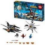 LEGO Marvel Super Heroes - Le Combat Ultime De Thanos - 76107 meilleures ventes  cliquez Maintenant pour Ne Pas Rater Cette Promo