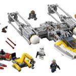 LEGO Star Wars - Y-Wing Starfighter - 75172 les meilleurs avis -15 euros cliquez ICI pour en profiter !